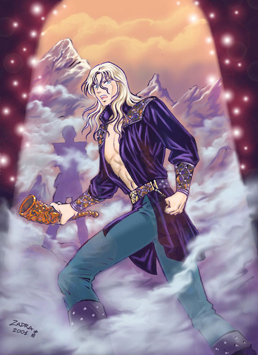 Guerreros de Asgard (imagenes en parejas o grupos) - Página 2 Zadra02